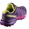 Salomon W's Speedcross 4 Shoes Cosmic Purple/Deep Dalhia/Gecko Gre